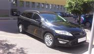 Ford Mondeo Wagon - 140 hp photo 10